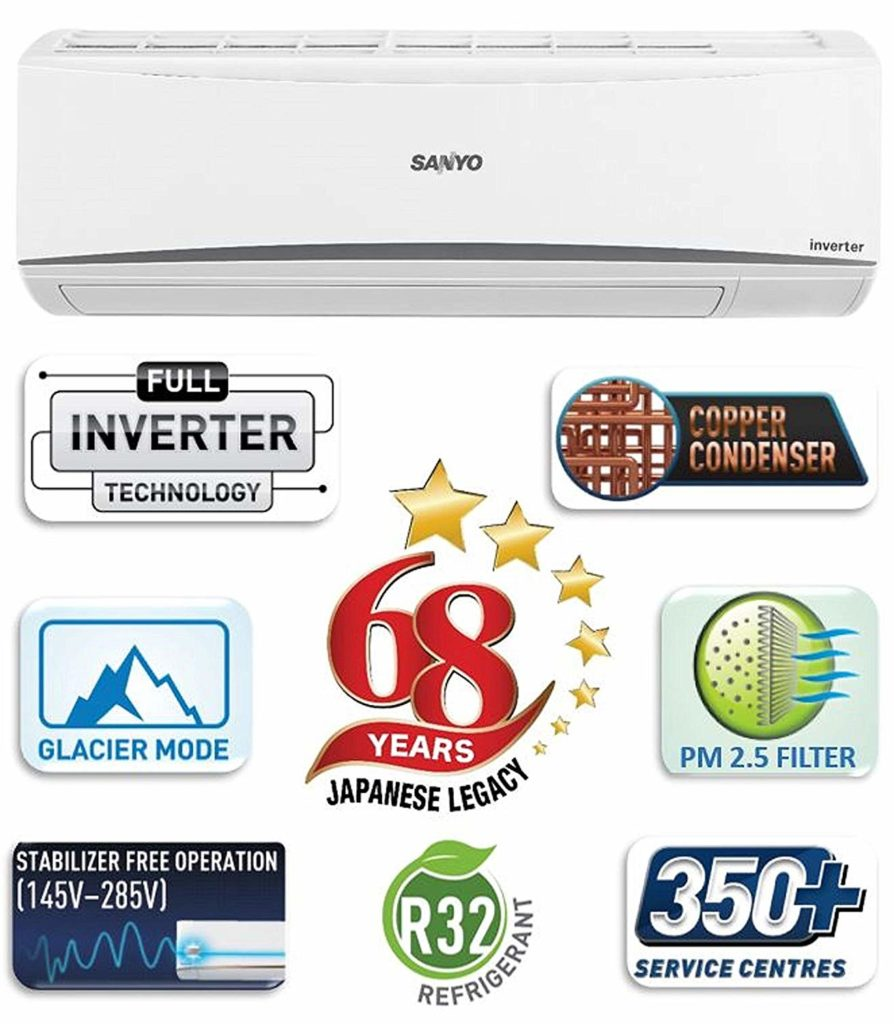 9 Best ACs in India ( Split , Inverter & Window ) in 2020