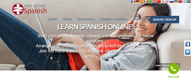 How to Learn The Spanish Language