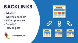 Backlink कैसे create करे?