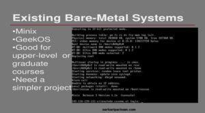 Bare Metal में कैसे Restore किया जाता है ?